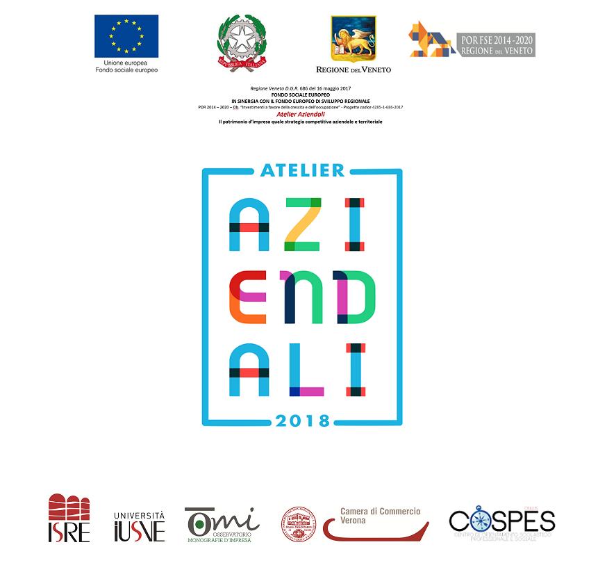 Atelier Aziendali 2018 – Open Factory con Degustazione