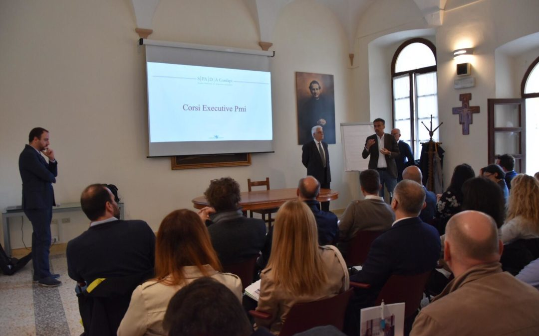 CONFAPI Padova e ISRE promuovono  S.PA.D.A., L'Università delle PMI – La scuola di Alta Formazione