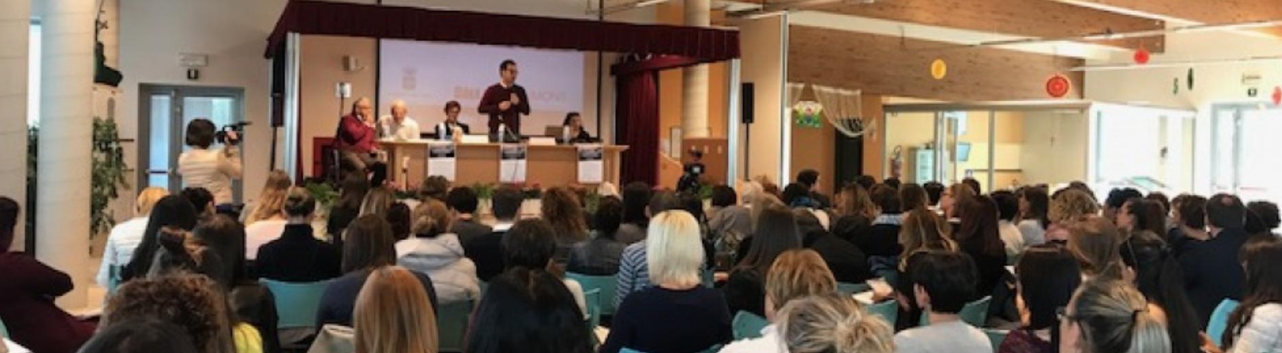 ISRE partecipa al comitato scientifico del progetto RICE – Città Educative promosso dallo IUSVE e dal Comune di Belluno