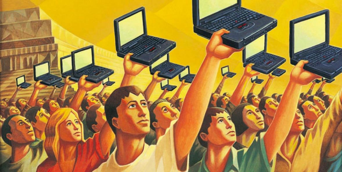 E-democracy vs E-government di M. Sanavio