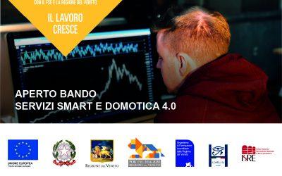 Bando aperto-Servizi smart e domotica 4.0 domiciliare