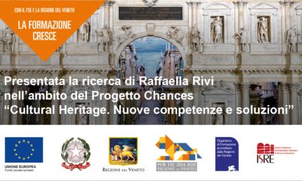 Documentario sulle tematiche della ricerca svolta da Raffaella Rivi